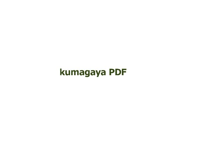 thumbnail of report-kumagaya